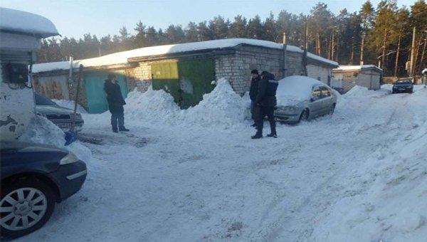 В Киеве полиция задержала мужчину, стрелявшего по крышам