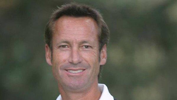 Американский теннисист Кен Флэк. Архивное фото