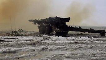 Украина тестирует боеприпасы собственного производства. Видео