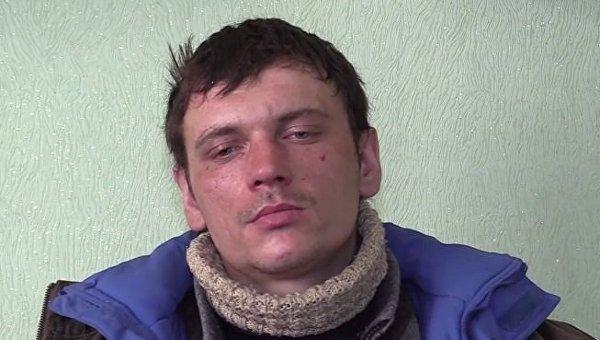 Задержанный в Горловке маньяк-людоед
