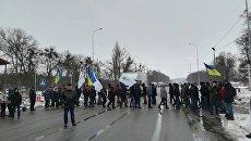 Всеукраинская акция протеста аграриев