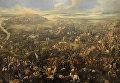 Гравюра. Австро-турецкая война