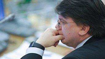 Министр молодежи и спорта Игорь Жданов. Архивное фото