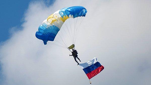 Празднование Дня ВМФ в Севастополе. Архивное фото
