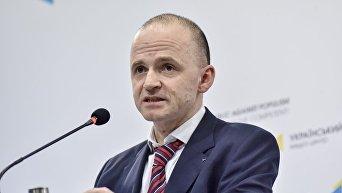 Заместитель министра здравоохранения Украины Александр Линчевский