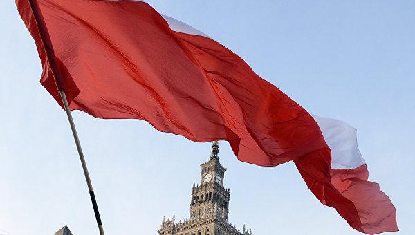 Польша желает получить отГермании 543 млрд. долларов