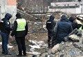 Полиция Киева проводит расследование обстоятельств смерти девочки в Святошинском районе