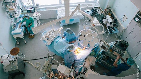Операция кардиохирургов