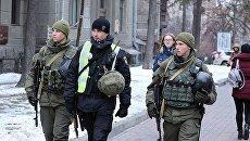 МВД заявило об усилении нарядов полиции и Нацгвардии в Киеве