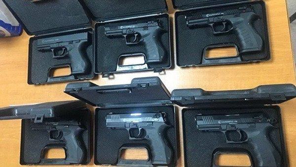 СБУ ликвидировала сеть по сбыту оружия в Полтавской области