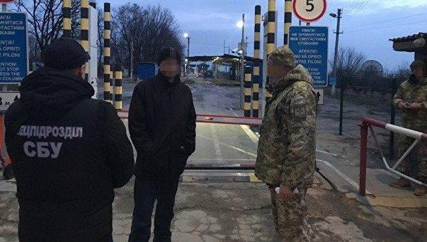 Криминальный авторитет выдворен из Украины в Молдавию