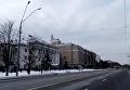 Посольство России в Киеве в окружении полиции и нацгвардейцев. Видео