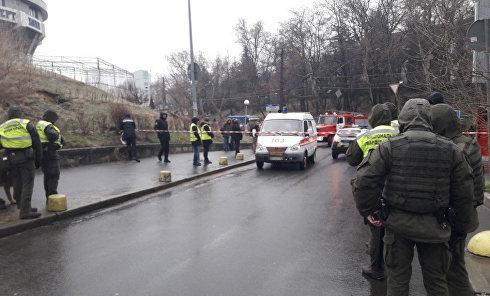 Ситуация возле консульства РФ в Одессе послу звонка о минировании