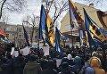 Ситуация около Генерального консульства РФ в Харькове