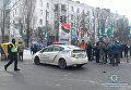 Полиция в центре Киева, 18 марта 2018