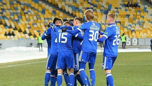 Динамо разгромило Ворсклу со счетом 4:0