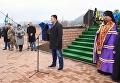 Тягнибок анонсировал марш националистов против олигархов. Видео