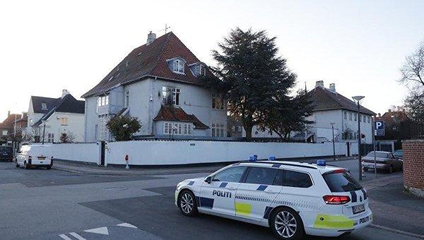 Инцидент в Дании: неизвестные напали на посольство Турции, которое тут находится