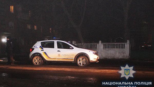 На месте преступления в Одесской области