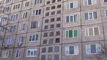 Взрыв в киевской многоэтажке: появилось первое видео из эпицентра происшествия