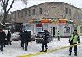 В магазине в центре Кишинева произошел взрыв