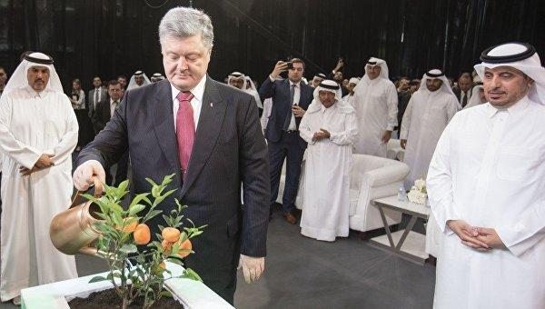 Порошенко одобрил решение обязать граждан России предварительно сообщать онамерении въехать вгосударство Украину
