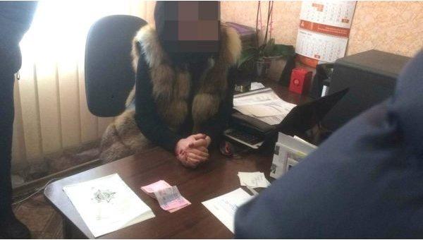В Бердичеве чиновница торговала биометрическими паспортами
