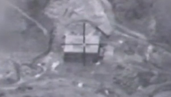 Секретная операция Израиля в Сирии в 2007 году