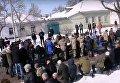 Церемония прощания с Владиславом Волошиным в Николаеве