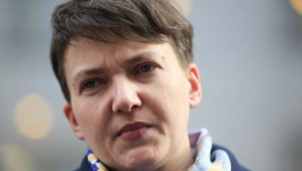 «Жуйте гранаты». Луценко ответил Савченко наслова оего правонарушениях  наМайдане
