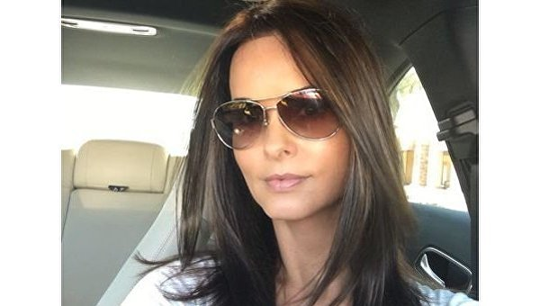 Бывшая модель журнала Playboy Карен Макдугал