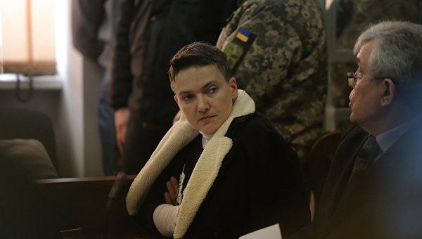 Насвободе: Шевченковский суд отказался арестовывать Савченко