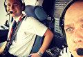 Пилоты компании EasyJet, которые делали селфи на высоте 9 тысяч километров и игрались Snapchat
