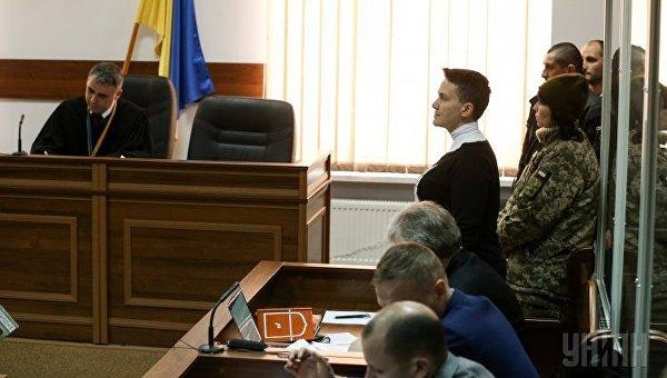 Нардеп Надежда Савченко. Архивное фото
