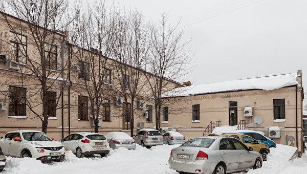 Внутренний дом старого дома в Днепре