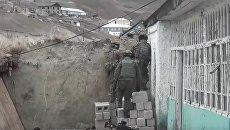 НАК обнародовал видеозапись КТО в Дагестане. Видео