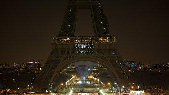 Акция Час Земли-2018 за рубежом