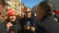 Пол Маккартни вышел на акцию Марш за наши жизни