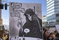 Шествие против оружия Марш за наши жизни в Питтсбурге (США)