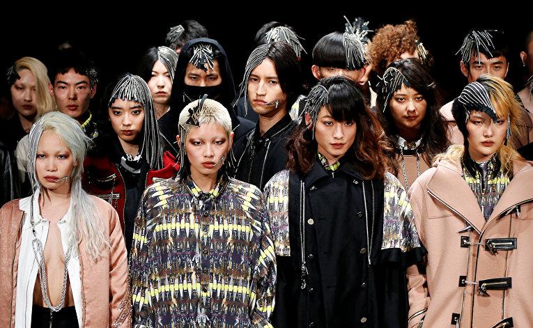 Токийская неделя моды