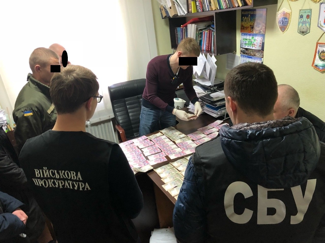 Директора учреждения изсостава «Укроборонпрома» задержали навзятке
