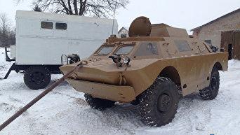 В Житомирской области обнаружили 200 единиц краденной военной техники