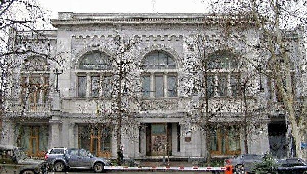 Администрация Крыма сообщила ЦБ строение прежнего Нацбанка Украины