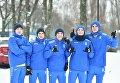 Игроки юношеской сборной Украины U-17