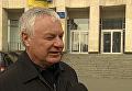 Президент Федерации биатлона Украины Владимир Брынзак