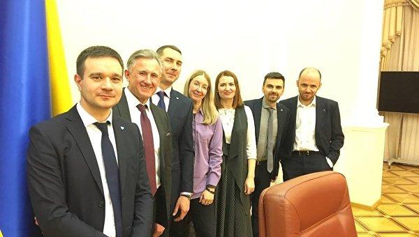 Кабмин назначил председателя государственной службы здоровья Украины