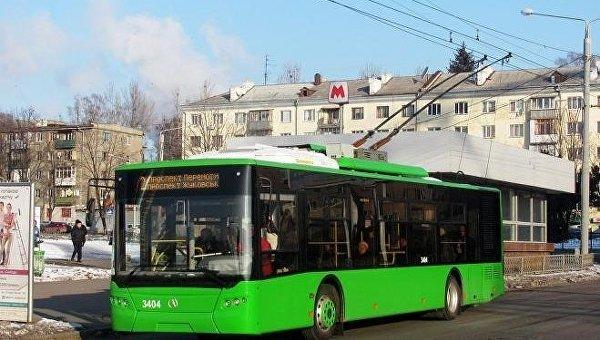 Транспорт в Харькове