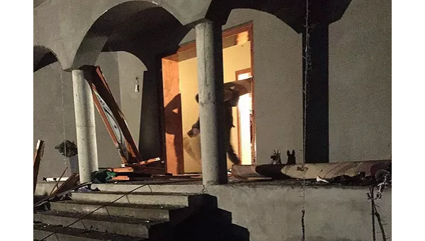Взрыв в жилом доме в Черновицкой области