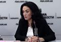 Куликова о некачественной молочной продукции на прилавках Украины. Видео