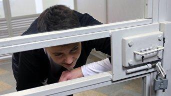 Рассмотрение апелляции по делу Н. Савченко в Киеве